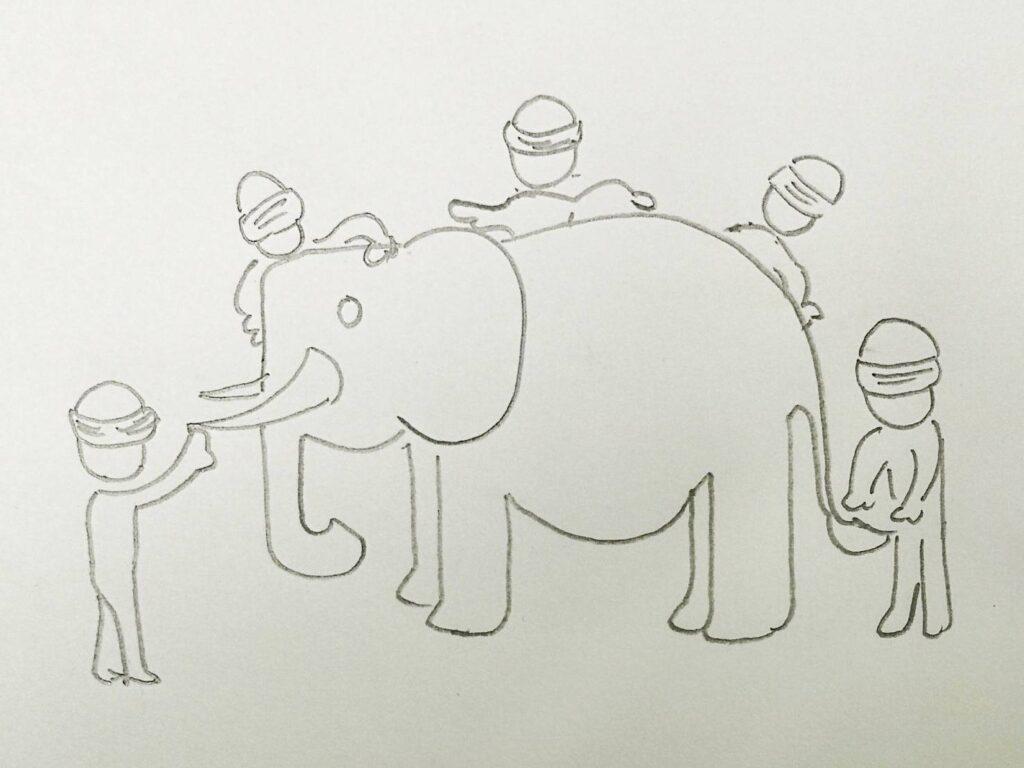 ตาบอดคลำช้าง